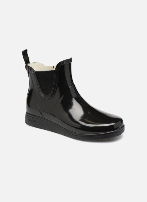 Bottines et boots Tretorn Charlie Classic Patent Noir vue détail/paire
