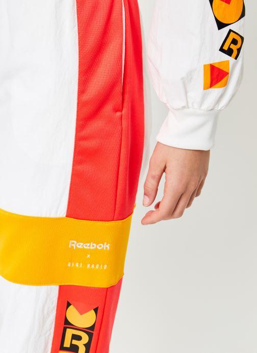 Vêtements Reebok Gigi Track Pants Blanc vue face