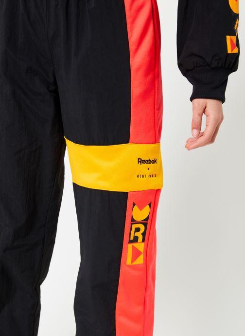 Vêtements Reebok Gigi Track Pants Noir vue face