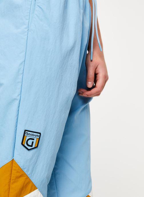 Vêtements Reebok Gigi Track Pants Bleu vue face