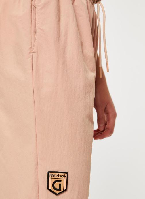 Vêtements Reebok Gigi Track Pants Beige vue face