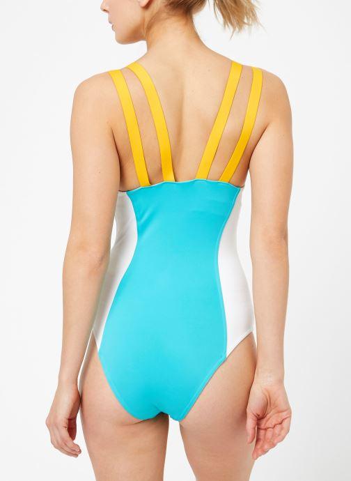 361198 Reebok bleu Bodysuit Gigi Vêtements Chez vSX4OS