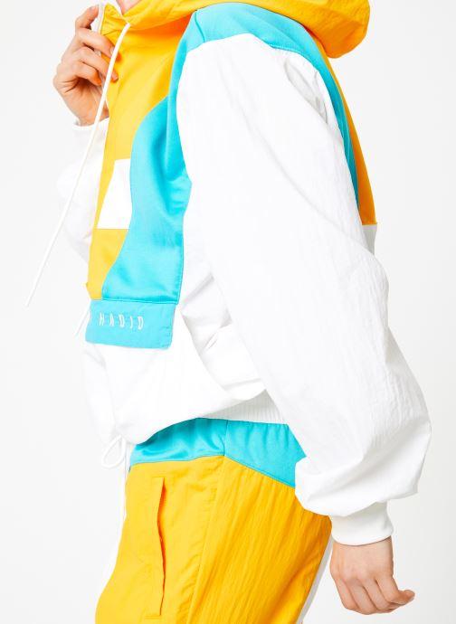 Vêtements Reebok Gigi Cover Up Blanc vue droite