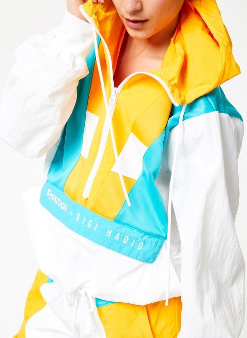 Vêtements Reebok Gigi Cover Up Blanc vue détail/paire