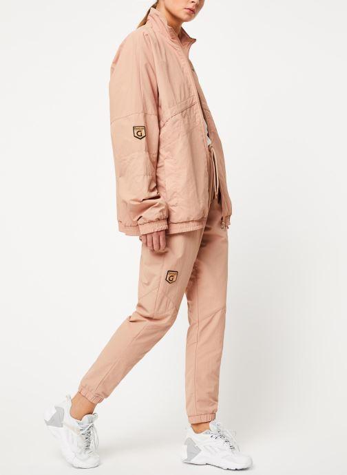 Reebok Veste de sport - Gigi Trackjacket (Beige) - Vêtements chez Sarenza (409281) ssLiW