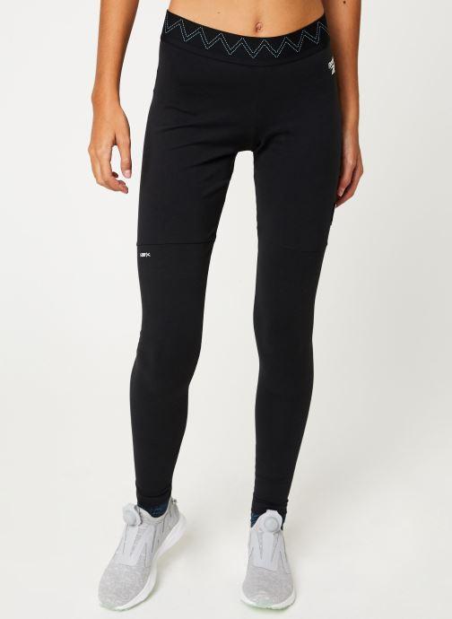 Vêtements Reebok Gigi Legging Noir vue détail/paire