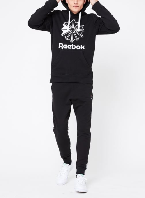 Reebok C noir 361217 Hoodie Vêtements Chez Big Logo rrqwzCxp