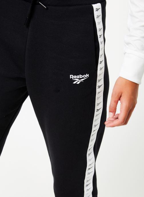 Vêtements Reebok CL V P Jogger Noir vue face