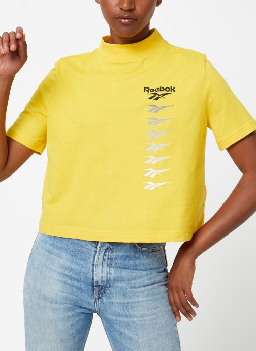 Vêtements Accessoires CL V P Cropeed Tee