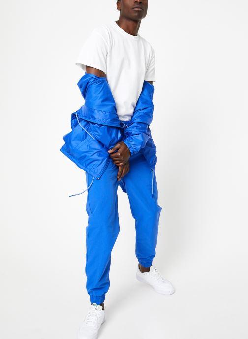 Tøj Reebok CI Unisex V Trackpant Blå se forneden