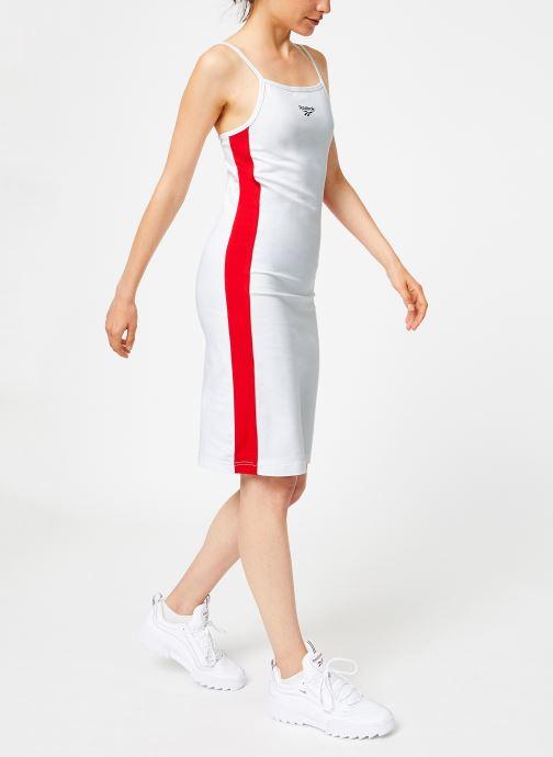Vêtements Reebok CL V P Dress Blanc vue détail/paire