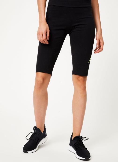 Vêtements Reebok CL V Tight Short Noir vue détail/paire