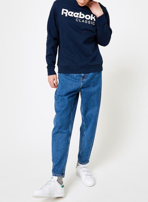 Reebok Sweatshirt Cl (Bleu) - Vêtements (361284)
