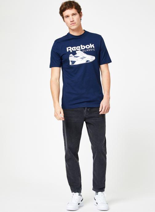Blnaco Polos T Cl Reebok shirts VêtementsEt Nn0Pw8kOX