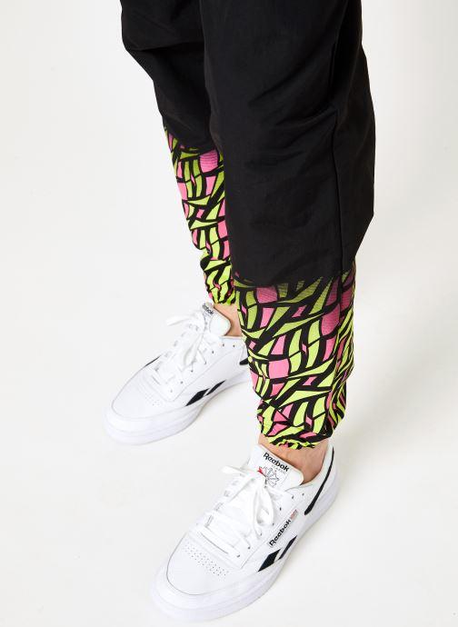 Vêtements Reebok CL V Hyper-GR Trackpant Noir vue face