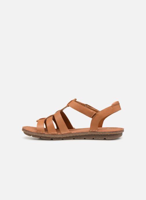 Sandales et nu-pieds Clarks BLAKE JEWEL Marron vue face