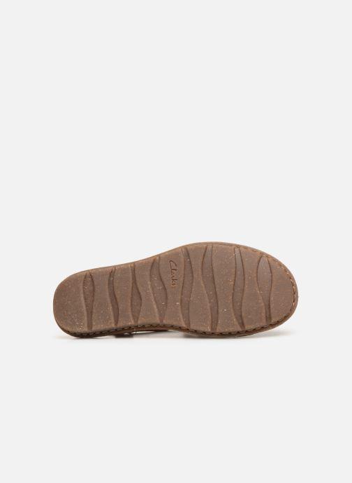 Sandales et nu-pieds Clarks BLAKE JEWEL Marron vue haut
