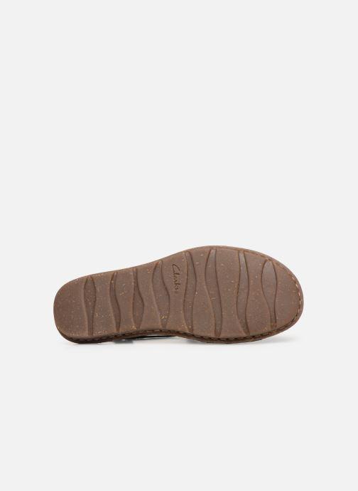 Sandali e scarpe aperte Clarks BLAKE JEWEL Nero immagine dall'alto