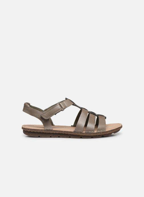 Sandales et nu-pieds Clarks BLAKE JEWEL Vert vue derrière