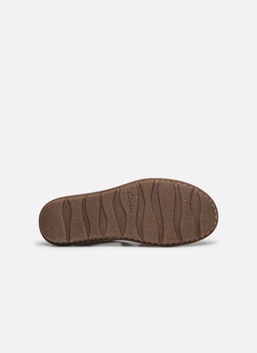 Sandales et nu-pieds Clarks BLAKE JEWEL Vert vue haut