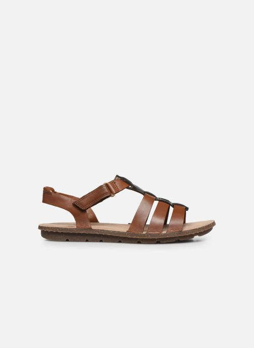 Sandali e scarpe aperte Clarks BLAKE JEWEL Marrone immagine posteriore