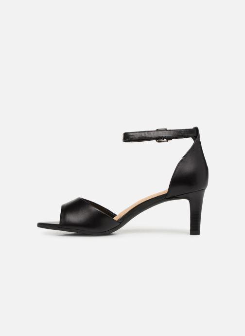Sandales et nu-pieds Clarks LAURETI GRACE Noir vue face