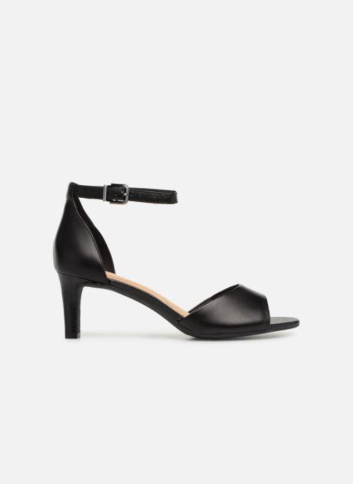 Sandales et nu-pieds Clarks LAURETI GRACE Noir vue derrière