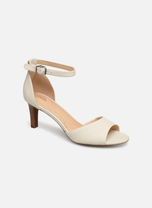 16f66e10f754 Clarks LAURETI GRACE (White) - Sandals chez Sarenza (361310)