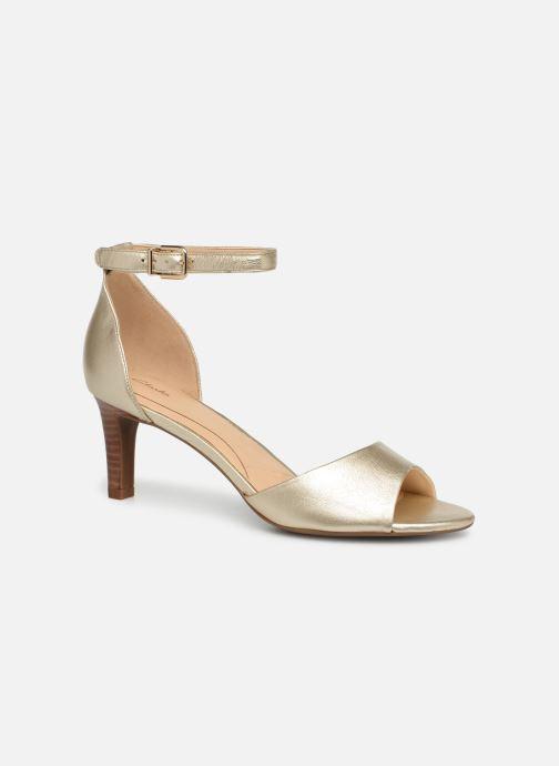 Sandalen Clarks LAURETI GRACE gold/bronze detaillierte ansicht/modell