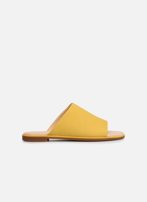 Bay gelb 361527 Clogs amp; Clarks Pantoletten Petal 8qxCnpwg