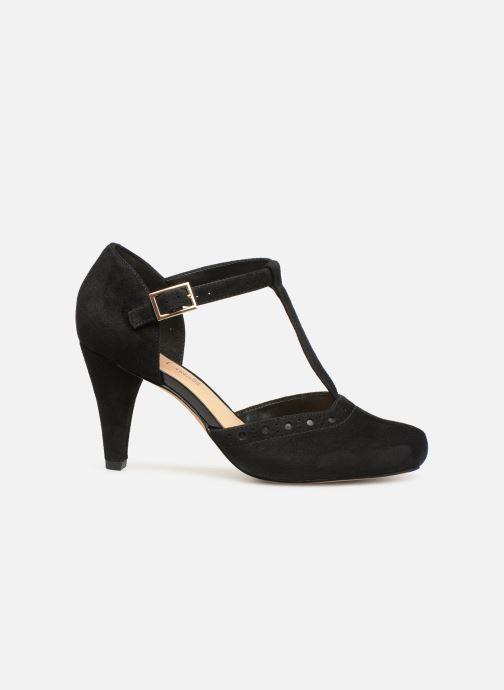 High heels Clarks DALIA LEAH Black back view