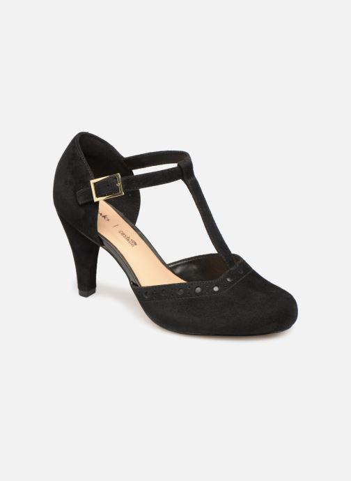 High heels Clarks DALIA LEAH Black detailed view/ Pair view