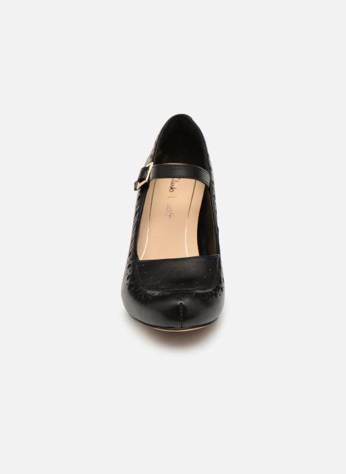High heels Clarks DALIA MILLIE Black model view