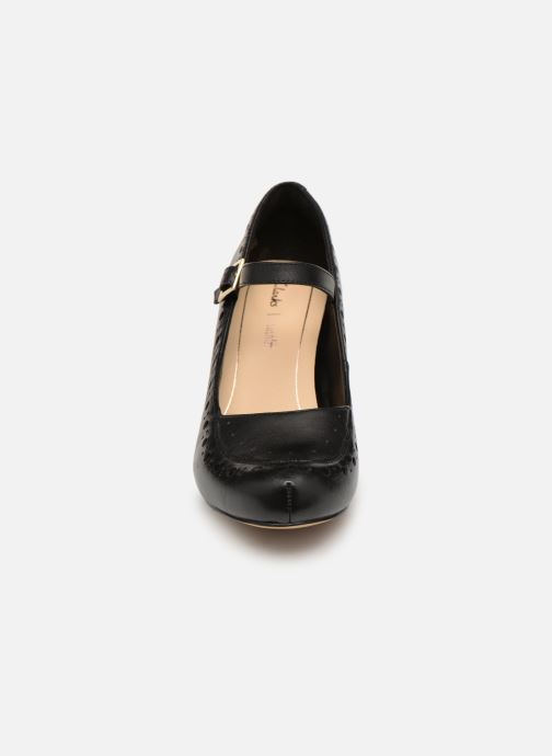High heels Clarks DALIA MILLIE Black model view