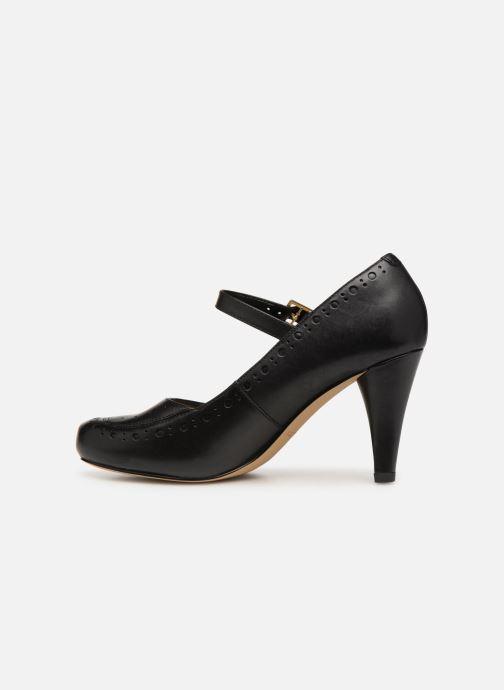 Zapatos de tacón Clarks DALIA MILLIE Negro vista de frente