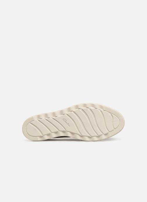 Loafers Clarks SHARON RANCH Svart bild från ovan