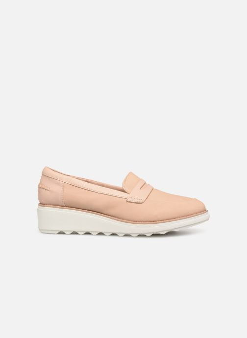 Loafers Clarks SHARON RANCH Beige back view