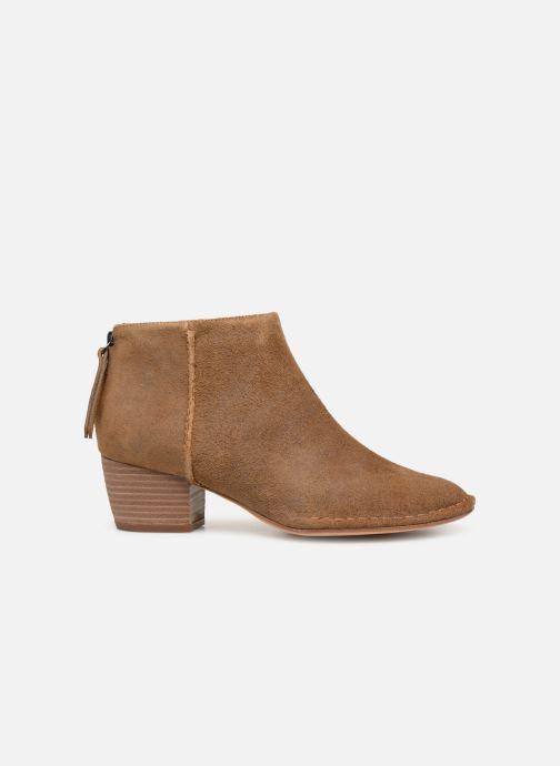 Bottines et boots Clarks SPICED RUBY Marron vue derrière