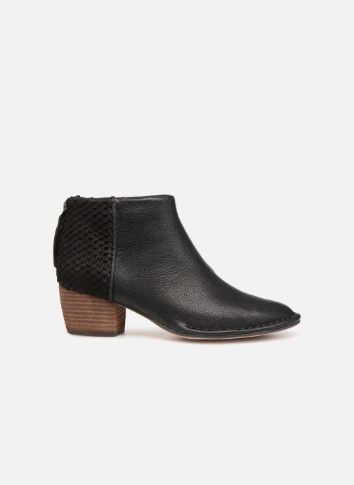 Bottines et boots Clarks SPICED RUBY Noir vue derrière