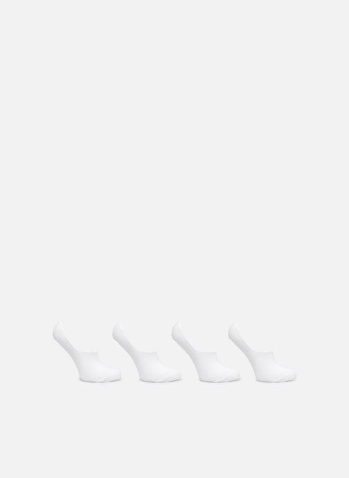 Chaussettes et collants Pieces Gilly Lot de 4 Blanc vue détail/paire