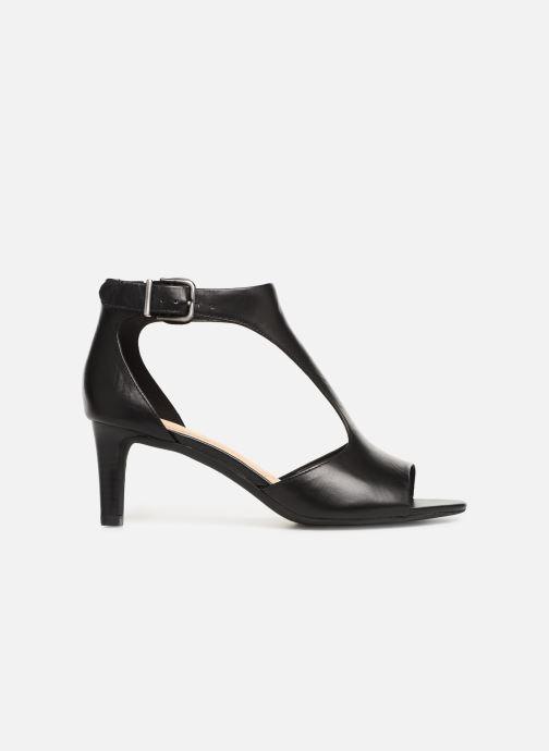 Sandales et nu-pieds Clarks LAURETI STAR Noir vue derrière