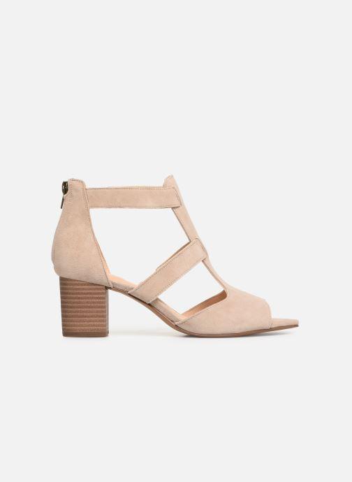 Sandales et nu-pieds Clarks DELORIA FAE Beige vue derrière
