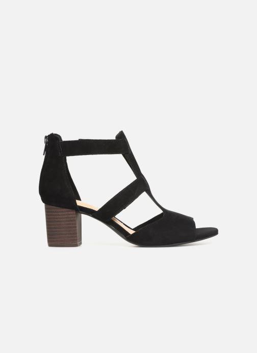 Sandales et nu-pieds Clarks DELORIA FAE Noir vue derrière