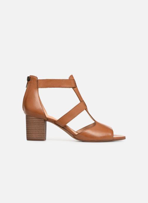 Sandales et nu-pieds Clarks DELORIA FAE Marron vue derrière