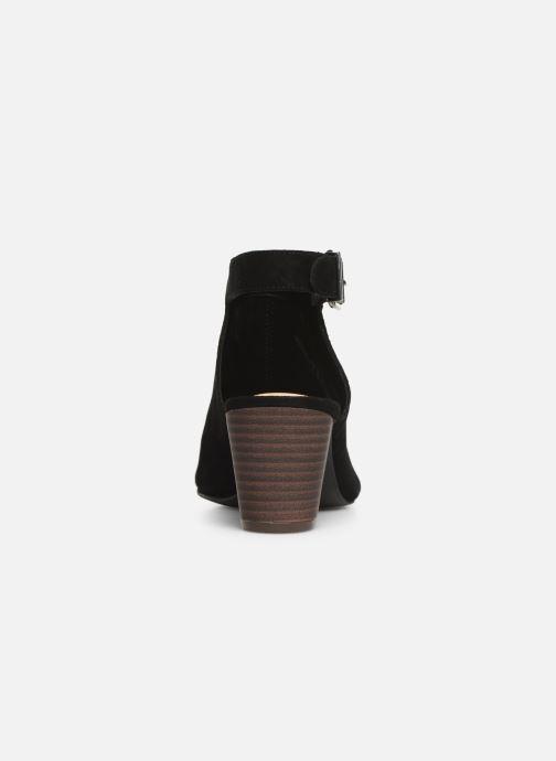 Sandales et nu-pieds Clarks DELORIA GIA Noir vue droite