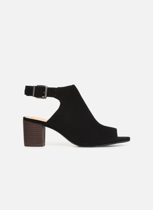 Sandales et nu-pieds Clarks DELORIA GIA Noir vue derrière