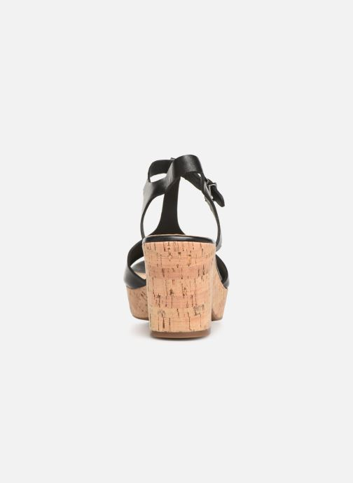 Sandales et nu-pieds Clarks MARITSA CARIE Noir vue droite