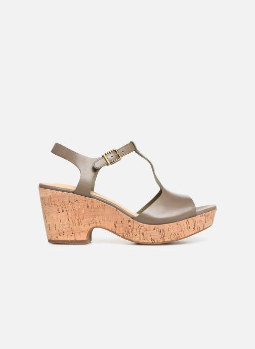 Sandales et nu-pieds Clarks MARITSA CARIE Vert vue derrière