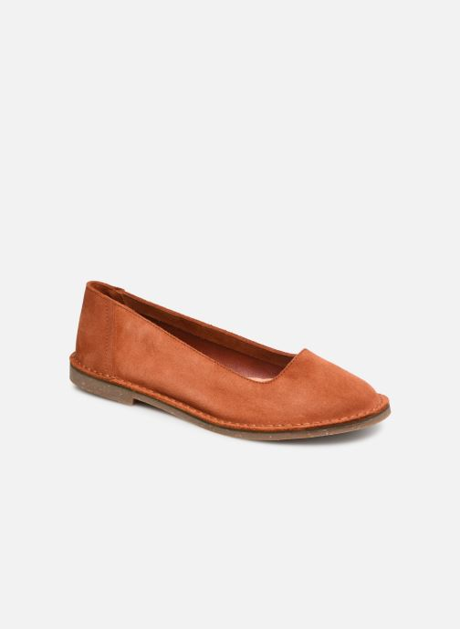 Clarks ERIN STITCH (Orange) - Ballerines chez