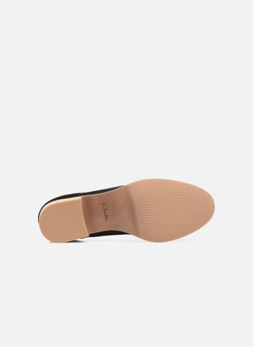 Zapatos con cordones Clarks NETLEY BLOOM Negro vista de arriba
